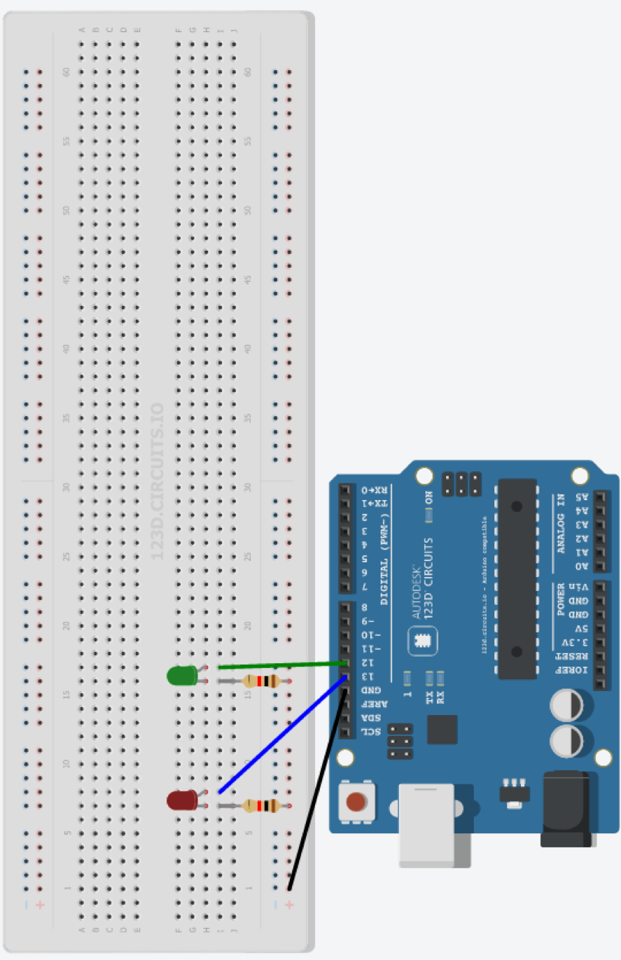 Christmas Lights Arduino project | CodeMahal