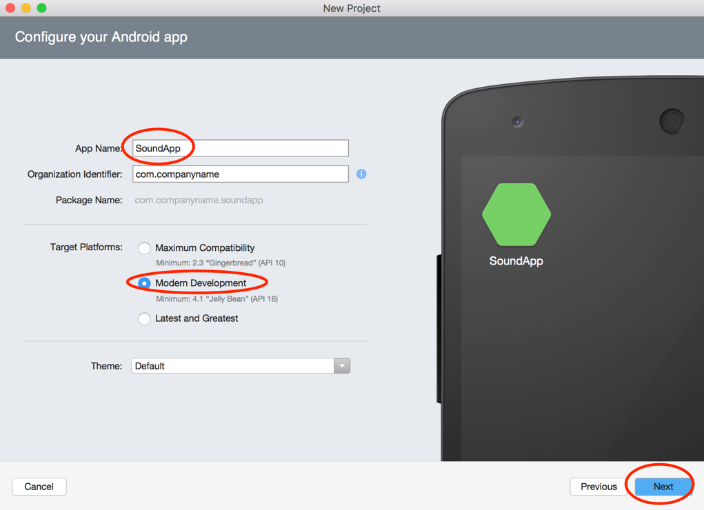 Play audio in an Android app with Xamarin – CodeMahal
