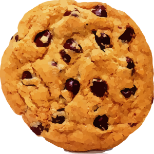 Click to open the full-size image. Image from: https://pixabay.com/en/chocolate-chip-cookies-dessert-304801/ (CC0 Public Domain - free for commercial use, no attribution required)
